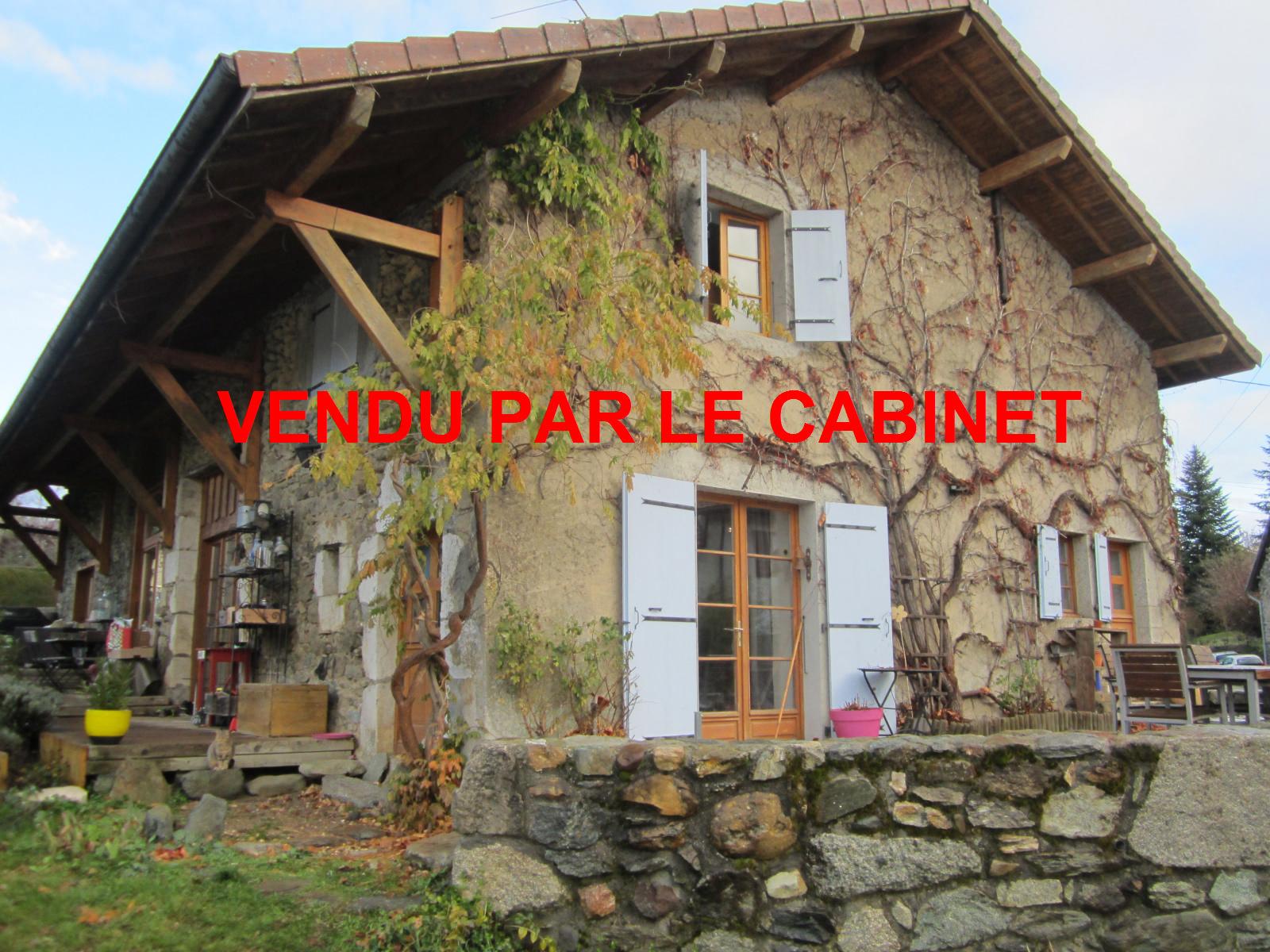 EXCLUSIVITE 6 min VIRY Magnifique Ferme rénovée...VENDU PAR LE CABINET