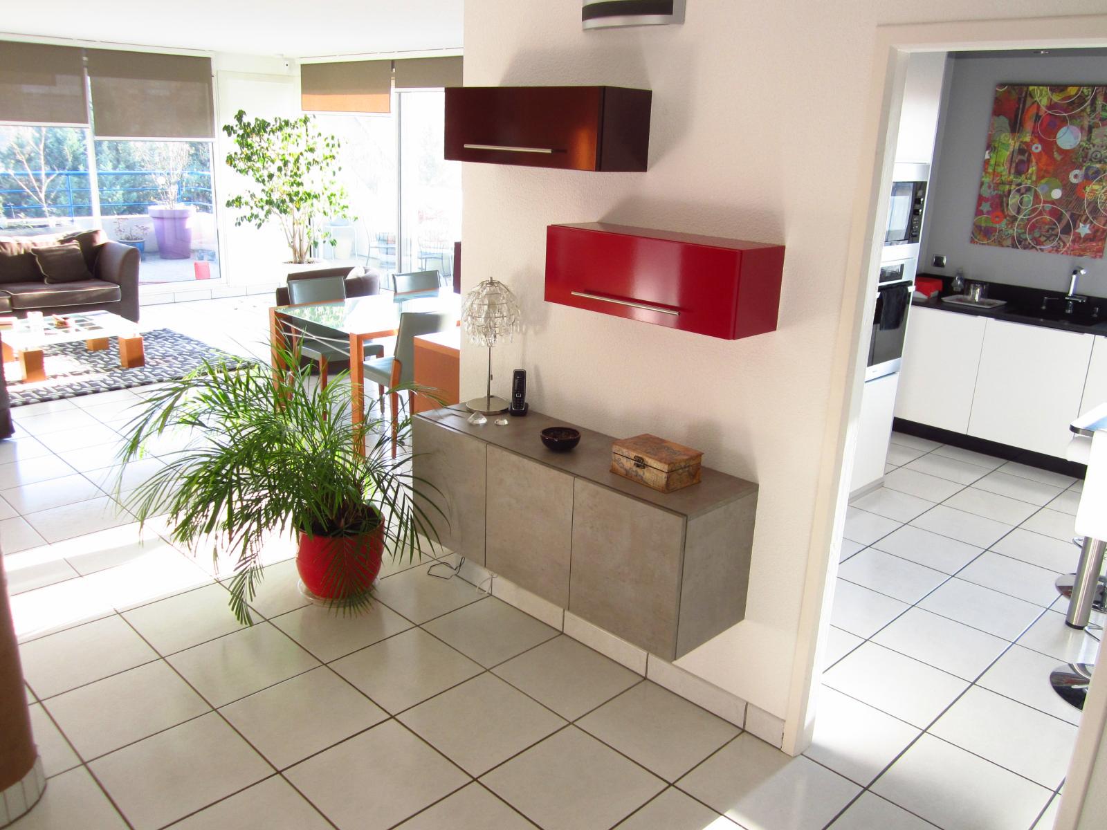 """EXCLUSIVITE St Julien-en-Genevois, vaste Appartement T4/5 duplex de 200 m² utiles résidence les Cyclades III... """"Magnifaïque"""" SOUS COMPROMIS"""