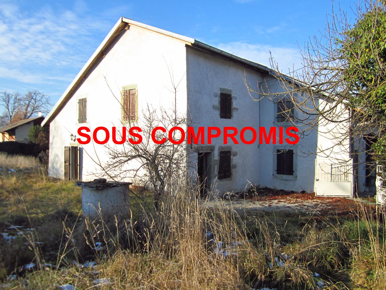 EXCLUSIVITE Viry Maison de Village à rénover... Coup de coeur assuré ! VENDU PAR LE CABINET