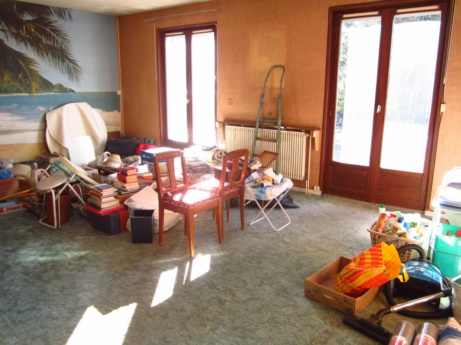 EXCLUSIVITE Collonges-sous Salève agréable Maison individuelle de plain-pied avec vue dégagée... VENDU PAR LE CABINET