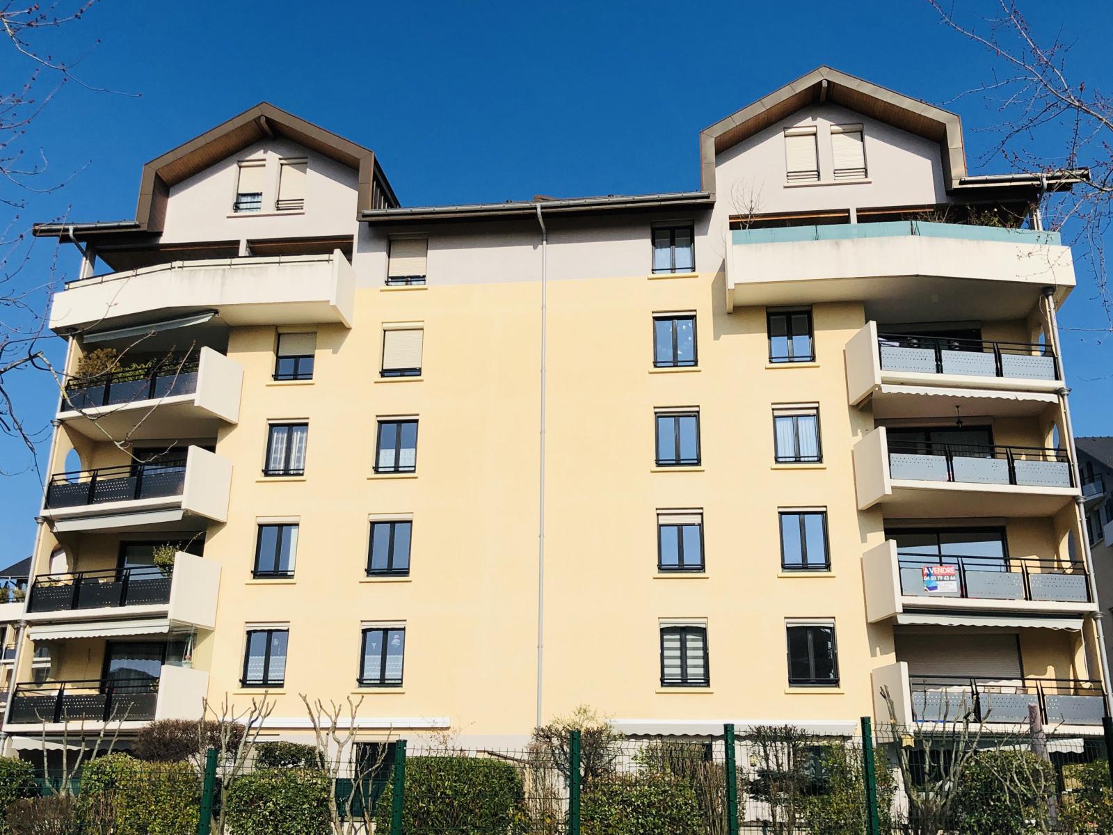 St Julien-en-Genevois, Appartement T4 Contemporain de 126 m² résidence les Cyclades IV... Le TOP !    VENDU PAR LE CABINET