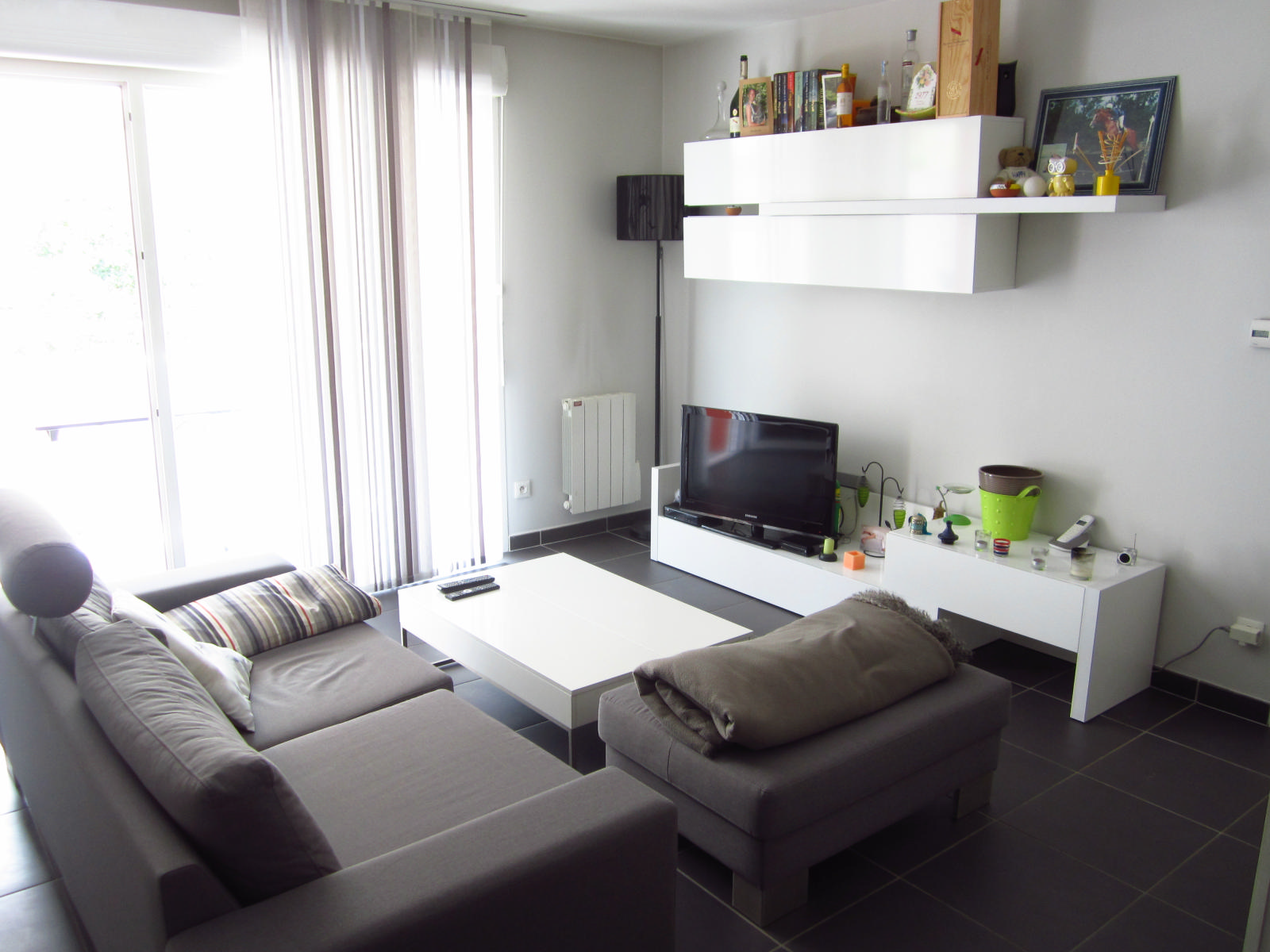 EXCLUSIVITE Bossey appartement T2 en dernier étage...