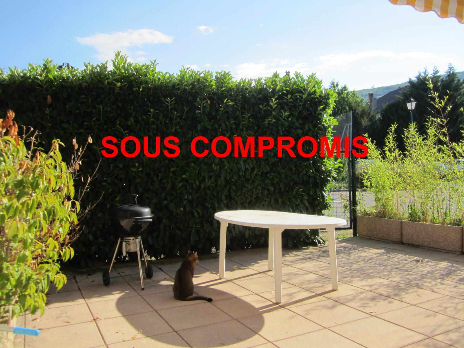 EXCLUSIVITE Vulbens Appartement T3 de 69 m² avec magnifique terrasse de 34 m²... SOUS COMPROMIS
