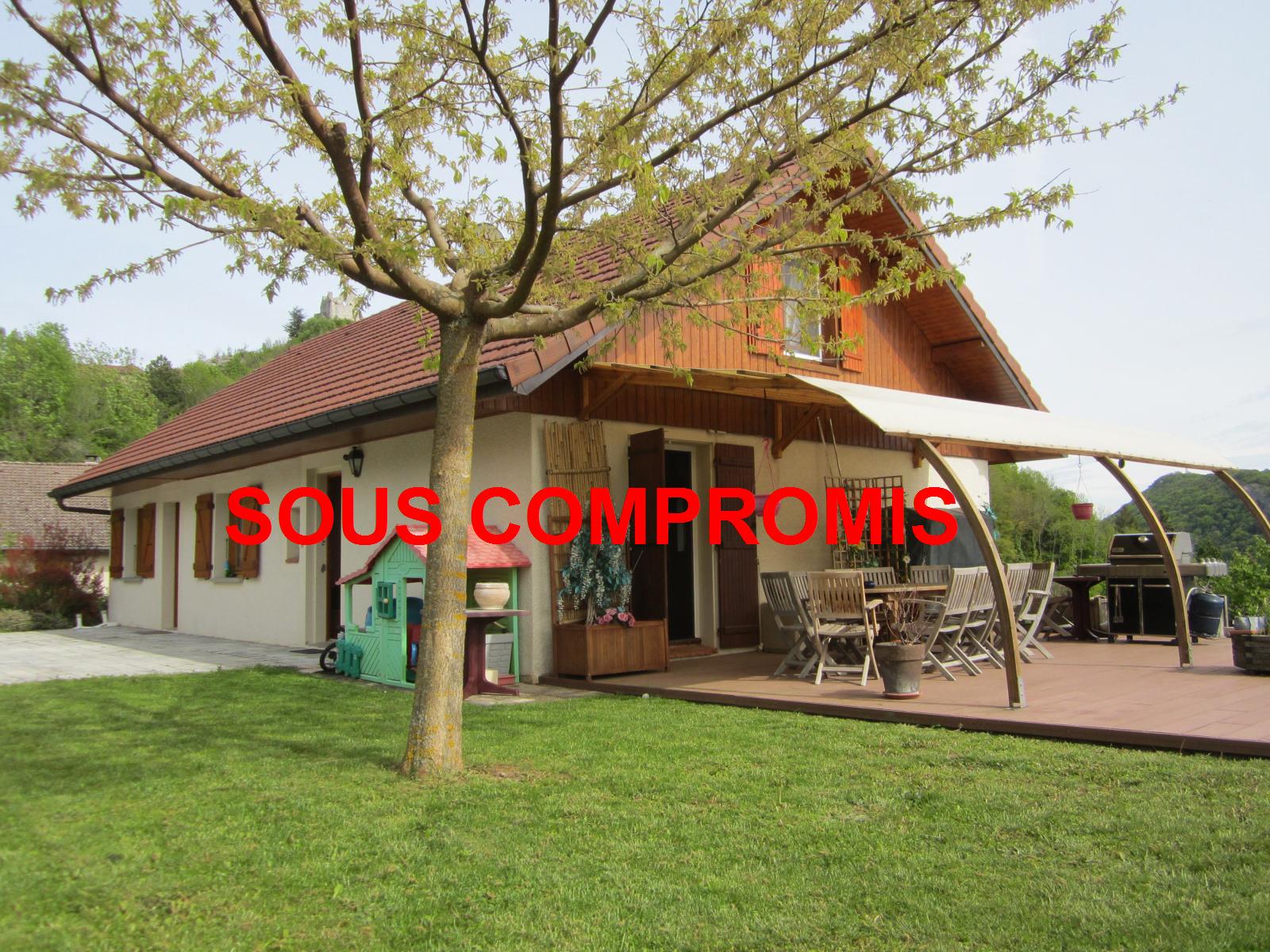 EXCLUSIVITE 5 min de Savigny Maison avec vue panoramique sur les montagnes... SOUS COMPROMIS