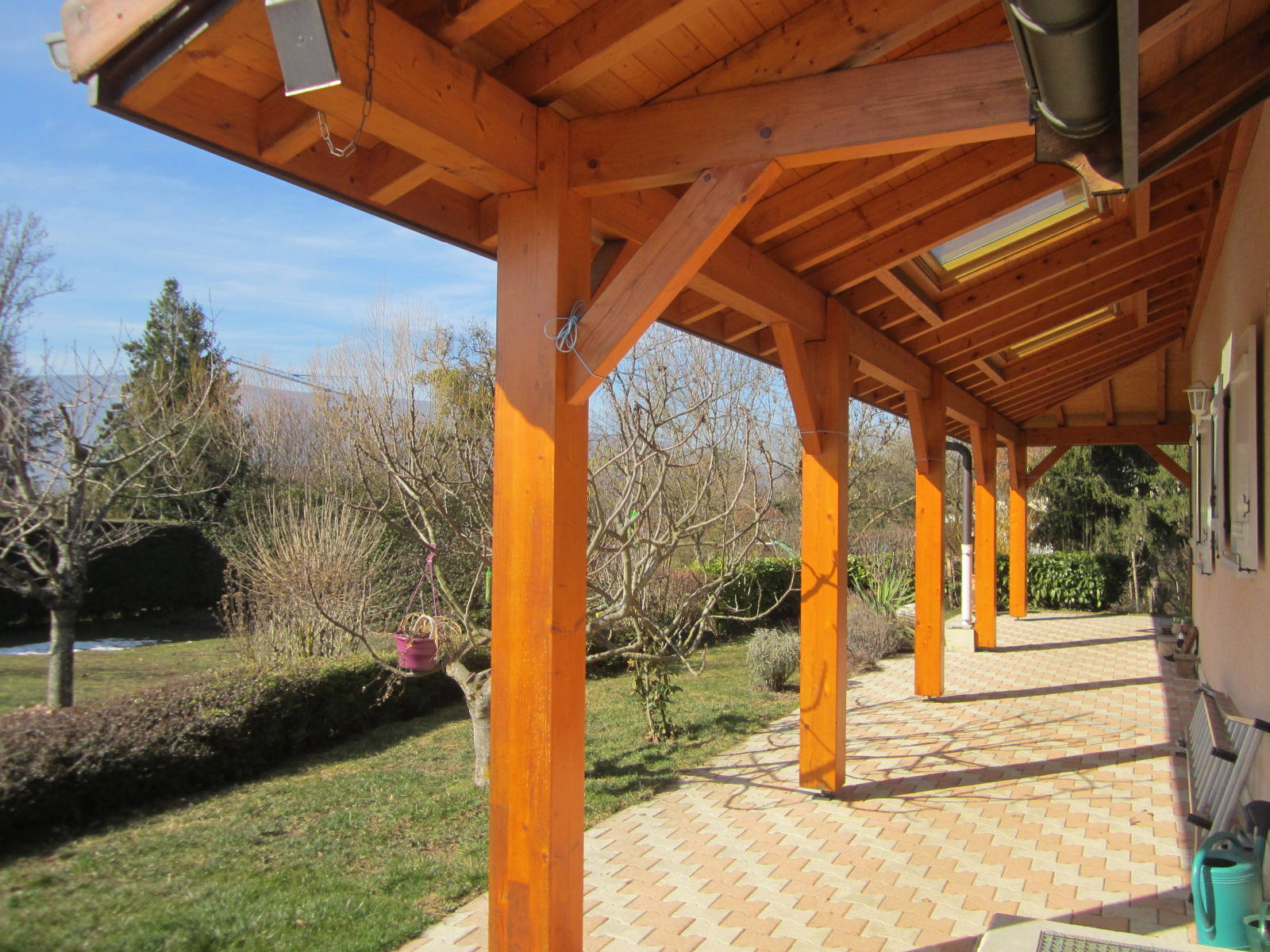 EXCLUSIVITE 5 min de Viry Maison de 2002 sur belle parcelle de 1800 m²...