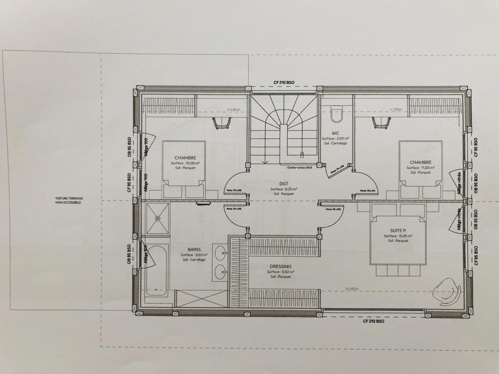 Valleiry Parcelle à bâtir d'environ 990 m² dans petit lotissement de standing...
