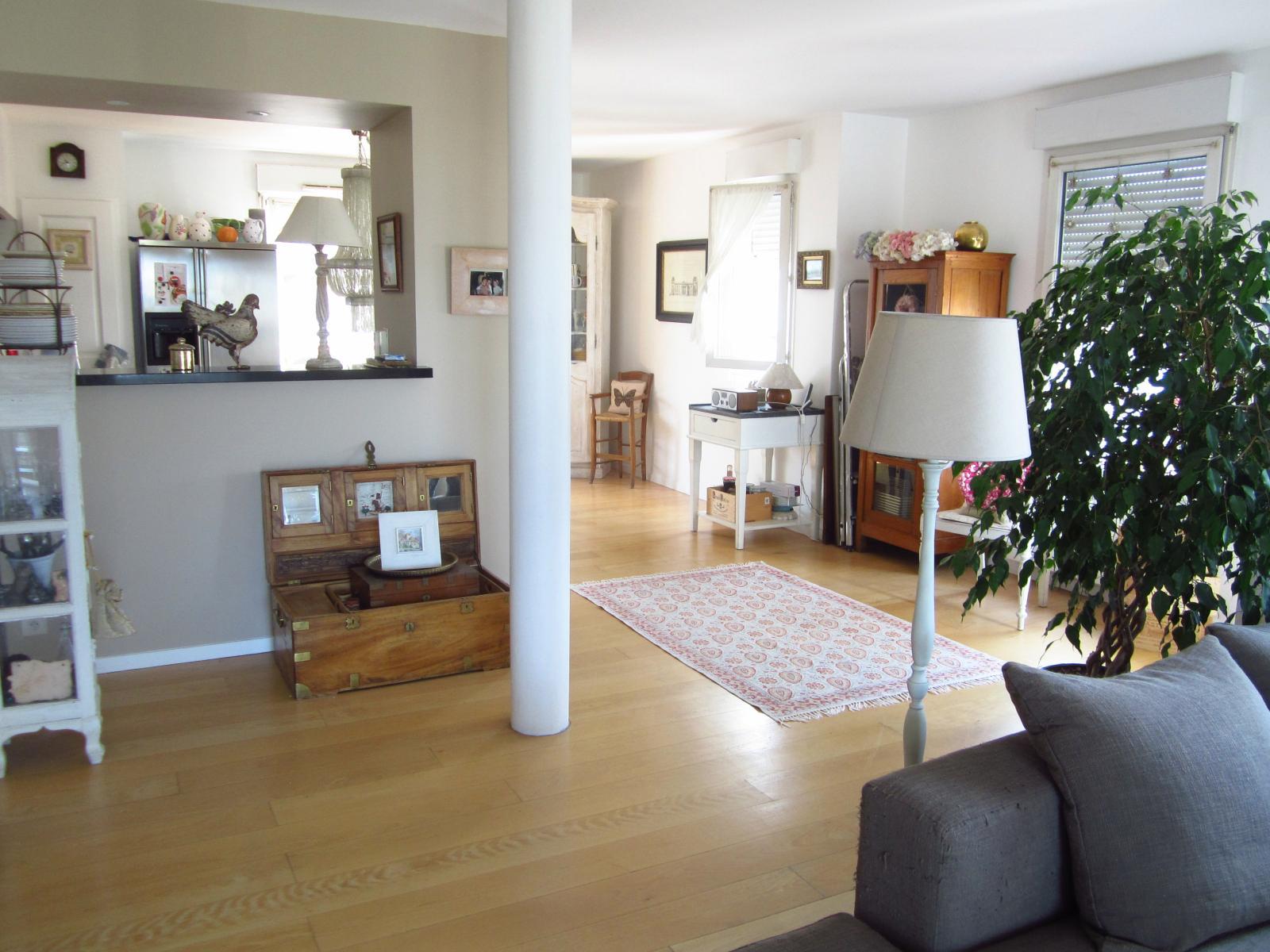 EXCLUSIVITE St Julien-en-Genevois Magnifique Appartement T5 en duplex dernier étage de 153 m² utiles !