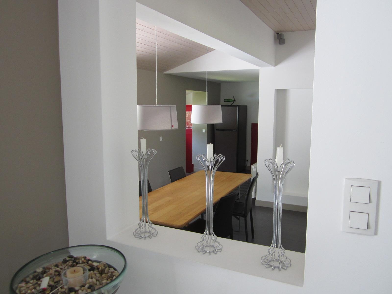 Douane Sezegnin Viry agréable villa contemporaine de plain-pied, état neuf ! VENDU PAR LE CABINET