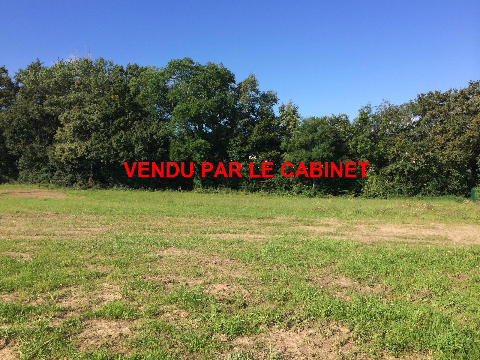 EXCLUSIVITE 5 min VIRY, commune CHENEX belle parcelle à bâtir de 841 m²...VENDU PAR LE CABINET